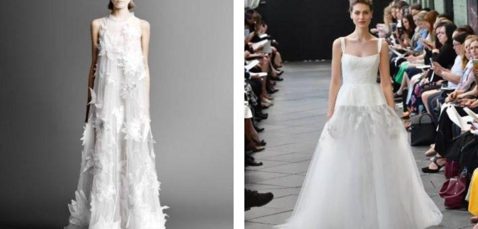 Зимняя свадьба и лучшие свадебные платья зимы 2019