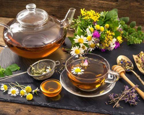 Полезные свойства натурального травяного чая