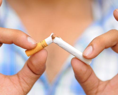Курить нельзя бросить – ставим запятую раз и навсегда