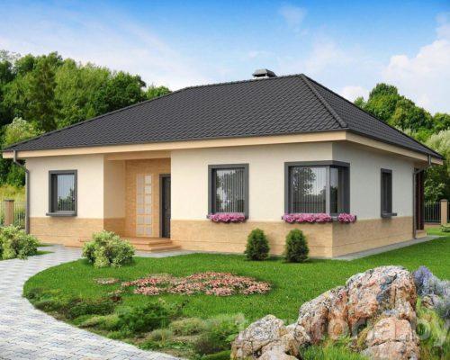 Проекты дачных домов – быстрое решение для загородного дома вашей мечты
