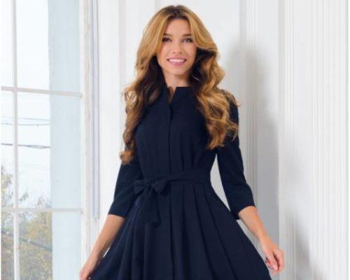 Платье как главный элемент женственности