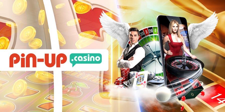 онлайн казино Пинап