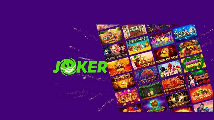 казино Джокер Вин